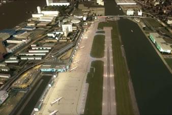 flight sim airports