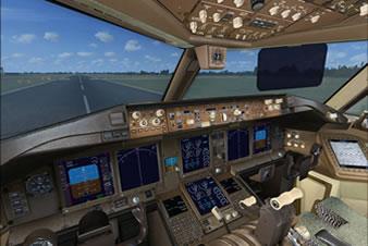 real cockpits