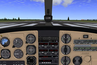 instrument flight simulator games