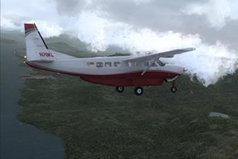 flight sim games real weather