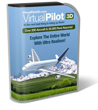 flight simulator real airplane games
