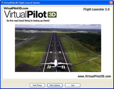 virtualpilot3d flight launcher