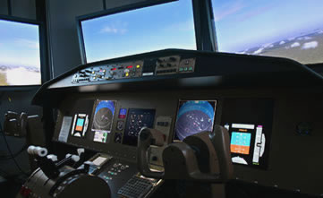 combat flight sim simulation