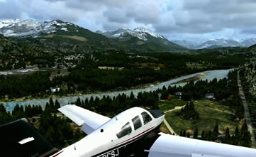 flying simulator - download flight simulator