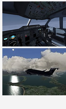atc navigation flight simulator virtualpilot3d